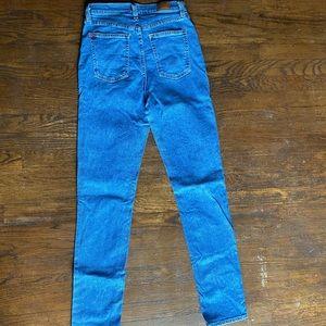 BDG super high rise jeans 27